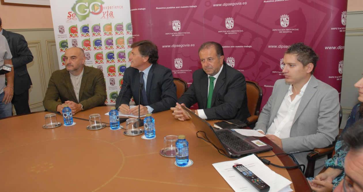 Presentado en Segovia el informe sobre la provincia que servirá de base para el nuevo Plan Estratégico Provincial