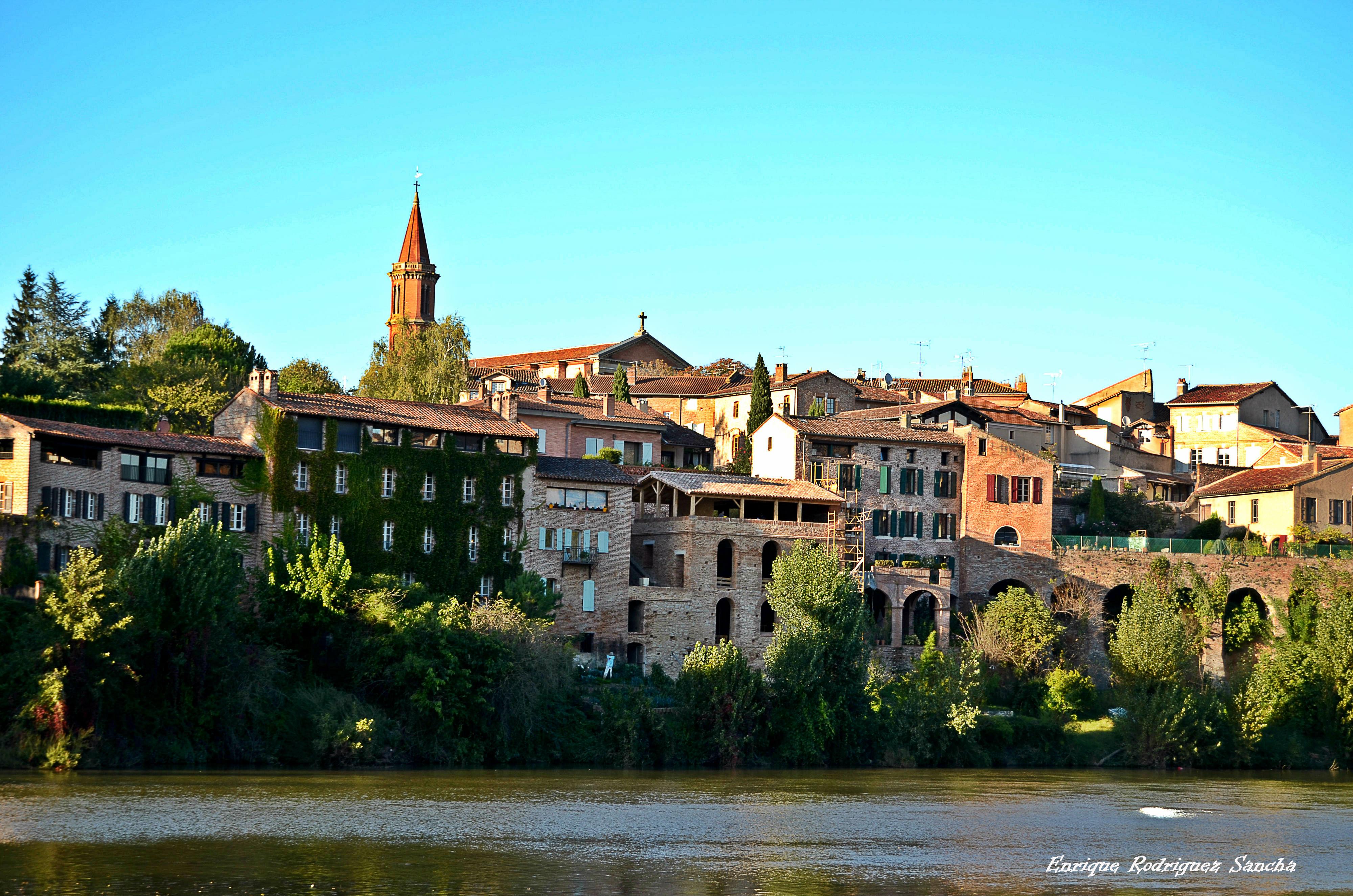 Crónica del Viaje de Prácticas a Toulouse (por Enrique Rodríguez)