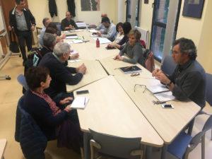 Reunión del Grupo Motor de la Estrategia Alimentaria de Valladolid