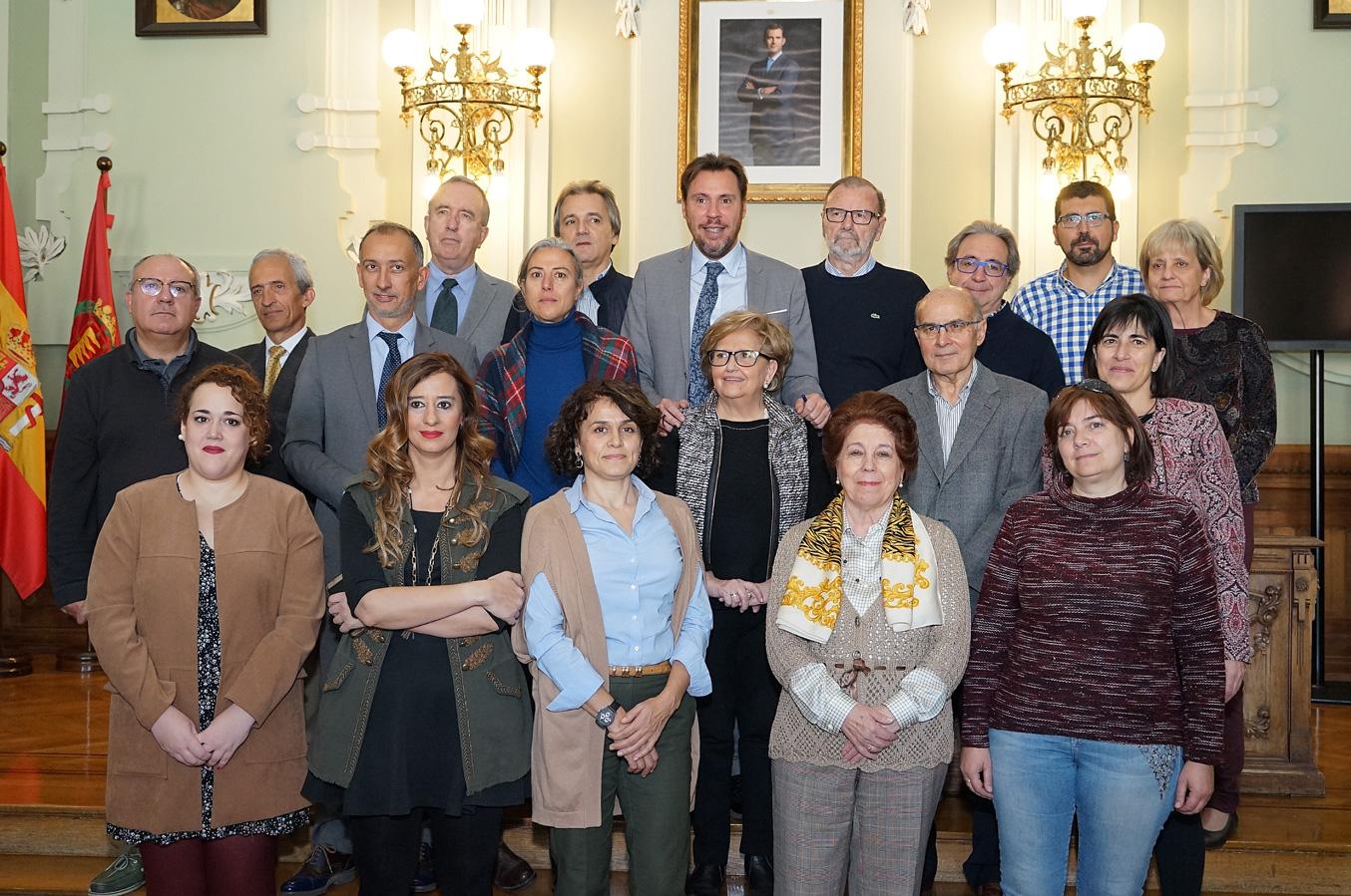 Constitución del Consejo Social de la Ciudad de Valladolid