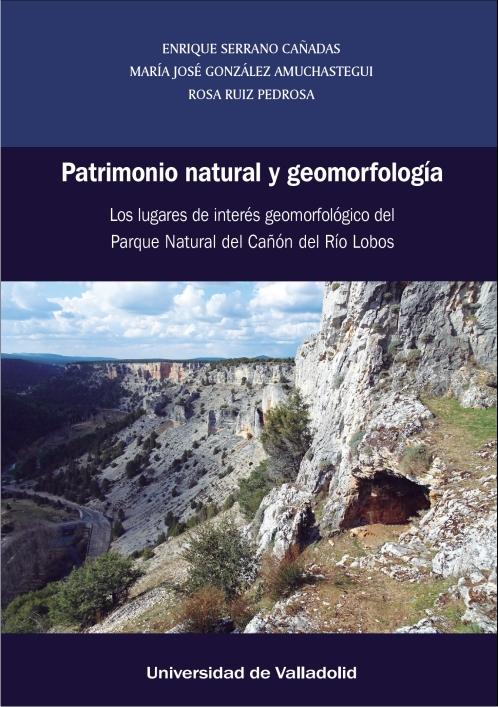 Patrimonio natural y geomorfología. Nueva publicación